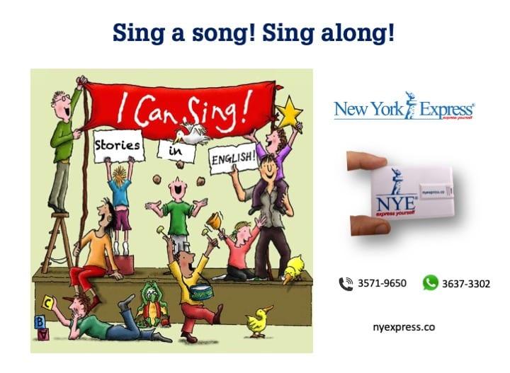Dicas para aprender inglês ouvindo música